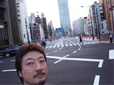 虎ノ門〜新橋が一直線!
