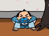 まんが超忠臣蔵#2「田村邸の決別」