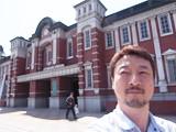 東京駅と同じレンガ舎。