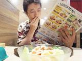 ミニサラダ249円