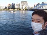 日本橋川・豊海橋