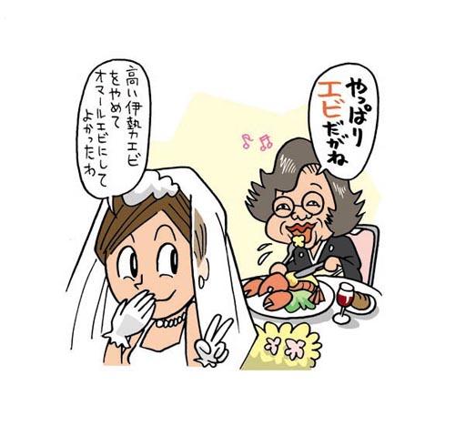 5.結婚式の予算