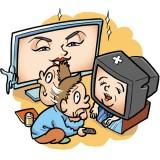 テレビ新旧