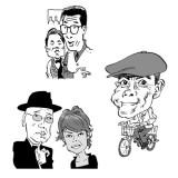「木梨サイクル」「たかじんnoばぁー」「マスクマン!」