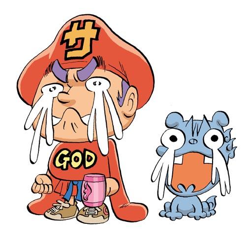 ダイコクくんとコマちゃん-10